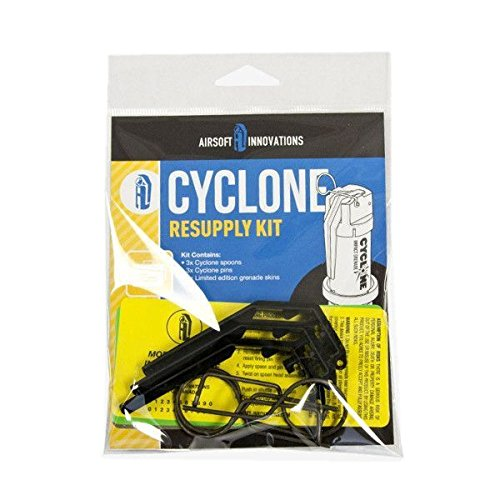 Innovations Cyclone Resupply Kit, Airsoft Innovations Cyclone Grenade Resupply KIt By AirSoft by