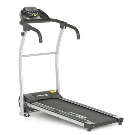 Confidence Fitness TP-1 Electric Treadmill Folding Motorised Running (Best Life Fitness Treadmill For Home Use)