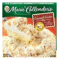 Marie Callenders Frozen Pie Dessert Coconut Cream 38 Ounce