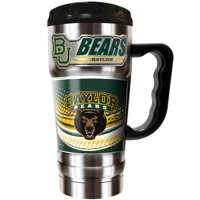 Baylor Bears The Champ 20 oz. Travel Tumbler - Silver - No Size