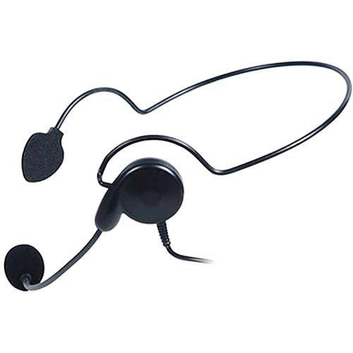 Midland Behind-The-Head 2-Way Radio Headset, 2-Pack