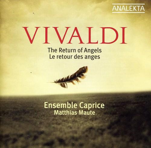 A. Vivaldi - Vivaldi: The Return of the Angels [CD]