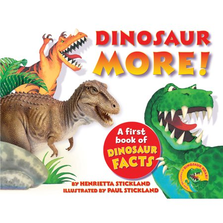 Dinosaur More! : A First Book of Dinosaur Facts