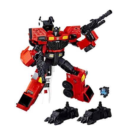Transformers: Generations Power of the Primes Voyager Class Inferno (Transformers The Ultimate Battle)