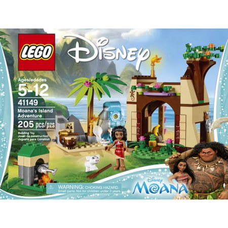 Lego Disney Moanas Island Adventure
