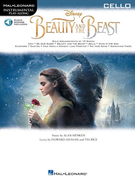 Beauty and the Beast Cello by