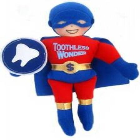 Toothless Wonder Blue By North American Bear Co   2956