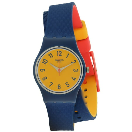 Swatch CHECK ME OUT Silicone Unisex Watch - Let Me Watch Halloween 6