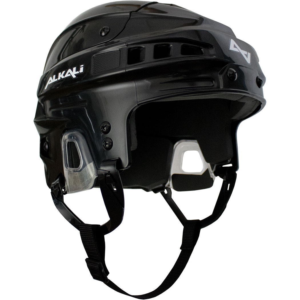 Alkali Visium Hockey Helmet (Black)