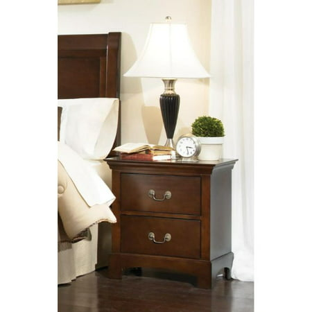 Coaster Home Furnishings 202392 Casual Contemporary Nightstand, Espresso Coaster Home Furnishings 202392 Casual Contemporary Nightstand, Espresso