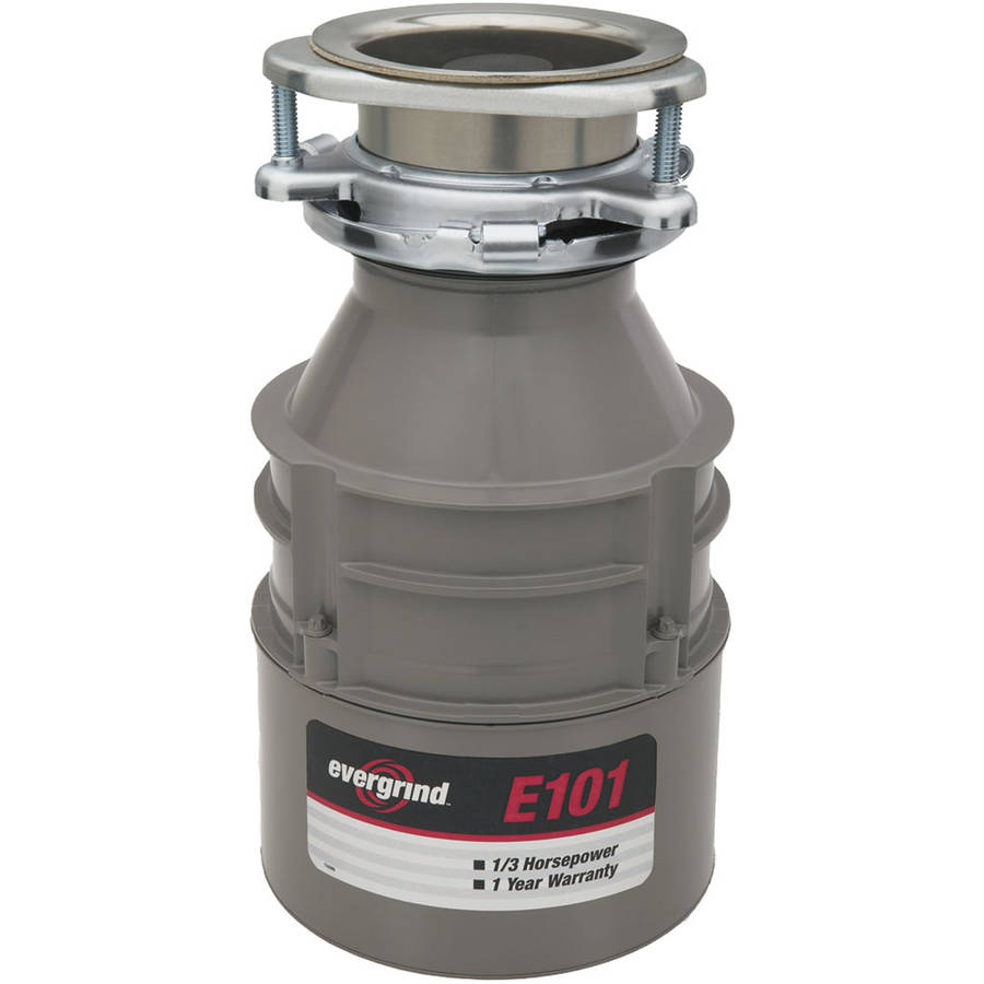 InSinkErator E101 1/3 HP Garbage Disposer
