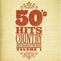 50's Country Hits 1 / Various (CD)