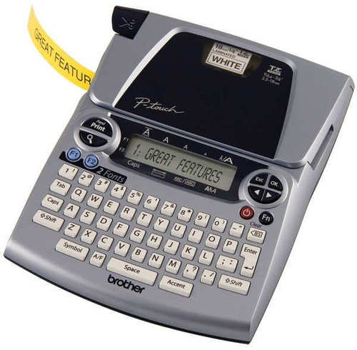 Brother Labeling System PT1880C P-Touch Label Maker by