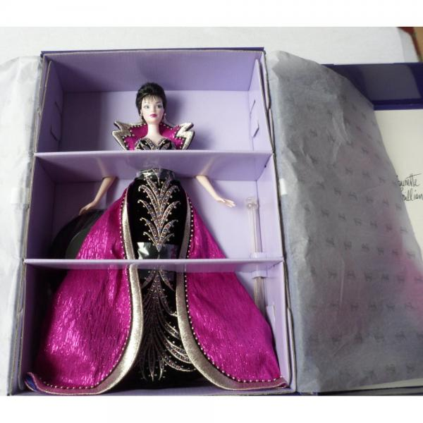 Mattel 2003 Barbie Collectibles - Bob Mackie The Red Carp...
