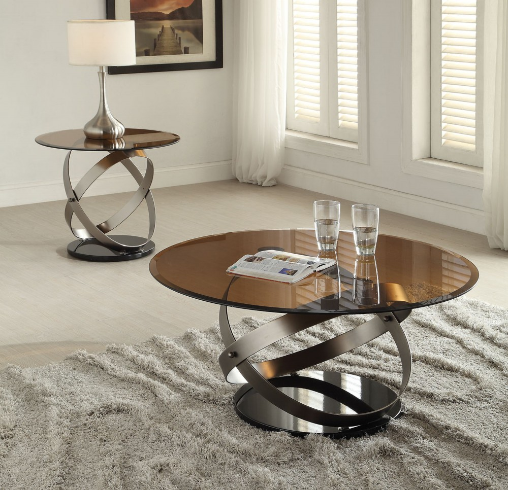 Glass Coffee Table Sets