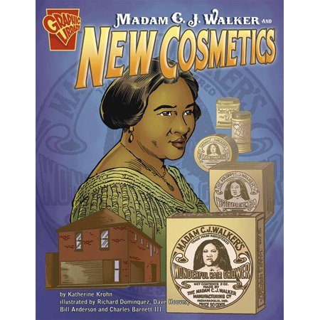 Inventions and Discovery: Madam C. J. Walker and New Cosmetics (Paperback)