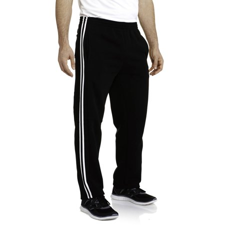 Side Stripe Men S Fleece Pant Walmart Com