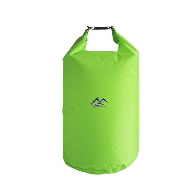5l 10l Waterproof Dry Bag Pack Sack Swimming Rafting Kayaking River Trekking Floating Sailing Canoing Boating Water Resistance Walmart Com Walmart Com