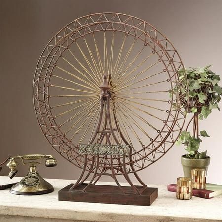 The Grande Exposition Ferris Wheel Statue