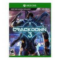 Crackdown 3, Microsoft, Xbox One, 889842223903
