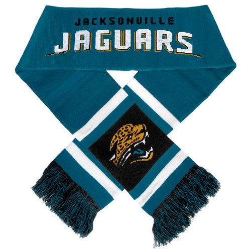 NFL - Jacksonville Jaguars Stripe Scarf