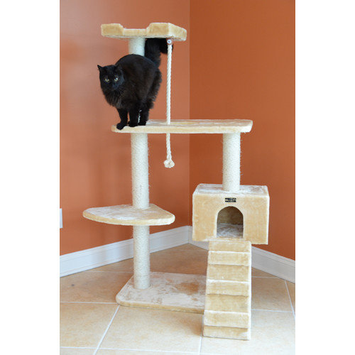 Armarkat 58'' Classic Cat Tree