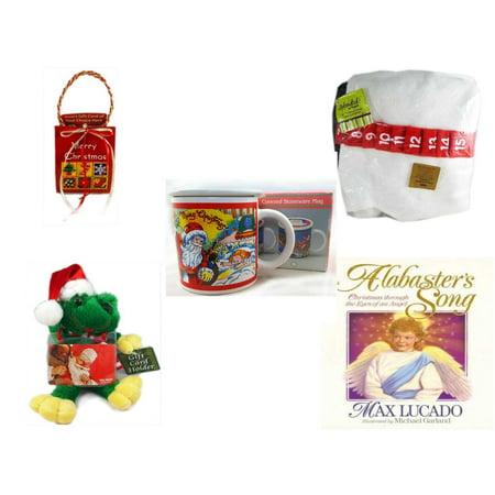 Christmas Fun Gift Bundle [5 Piece] - Musical Gift Card Holder - Splendid! By Nygala 40