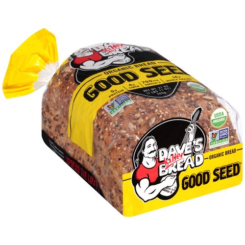 Dave's Killer Bread Good Seed Organic Bread, 27 oz
