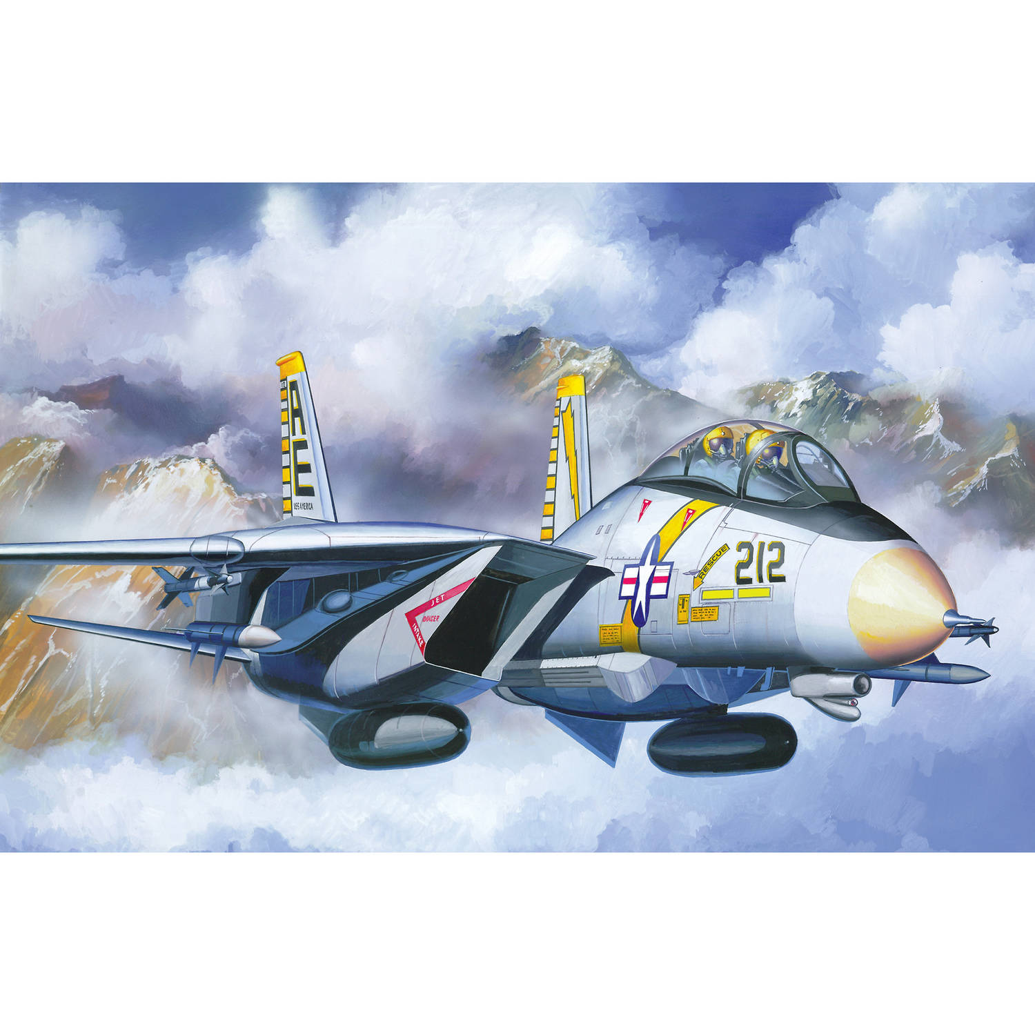 Revell 1:48 F-14A Tomcat Model Kit