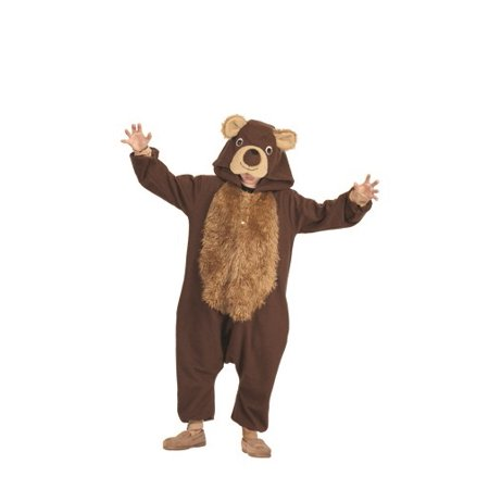 Bailey  the Bear Child Unisex Funsies Kids Costume