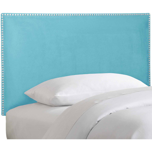Skyline Furniture Twin Nail Button Border Headboard
