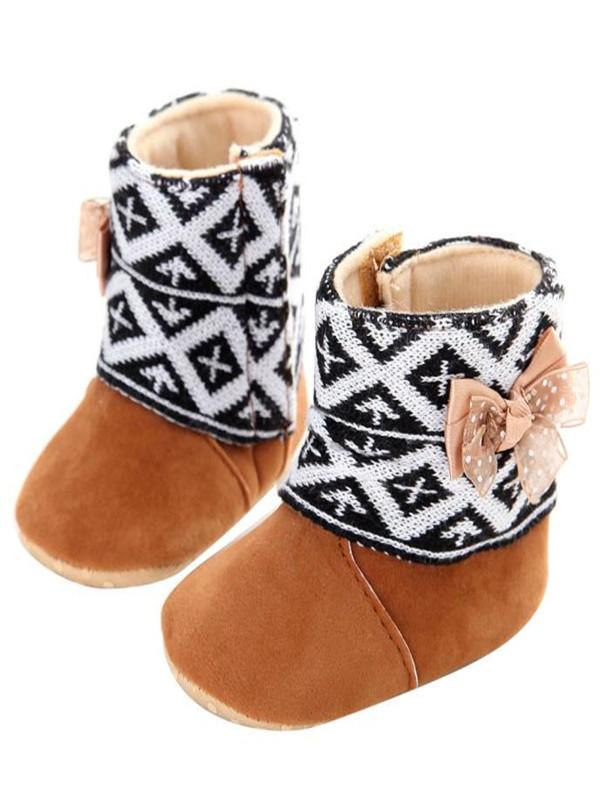 Baby Deer Duck Boot Girls/' Infant-Toddler Boot