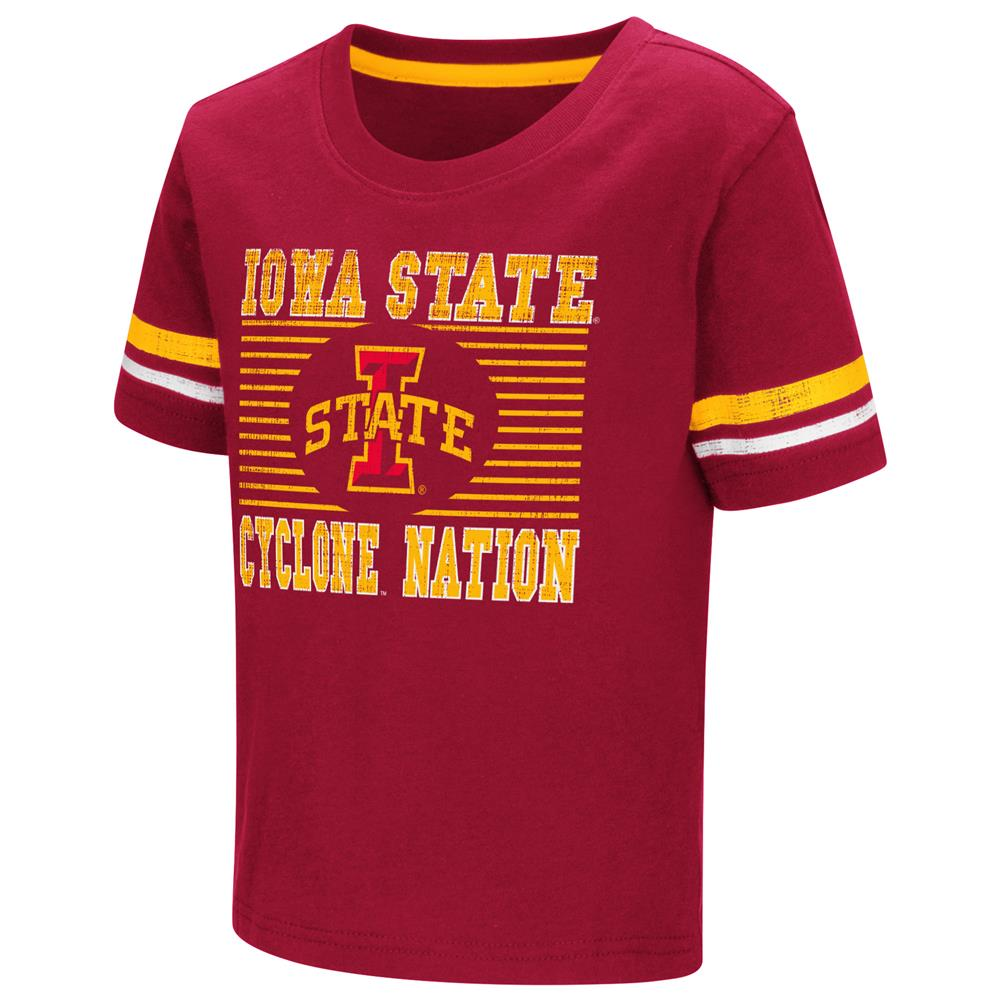 Boys' Iowa State Cyclones Toddler Graphic T-Shirt