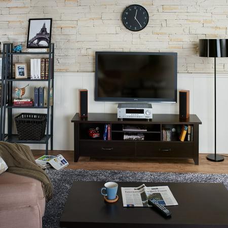 Furniture Of America Robins Modern Espresso 60 Inch Tv Stand