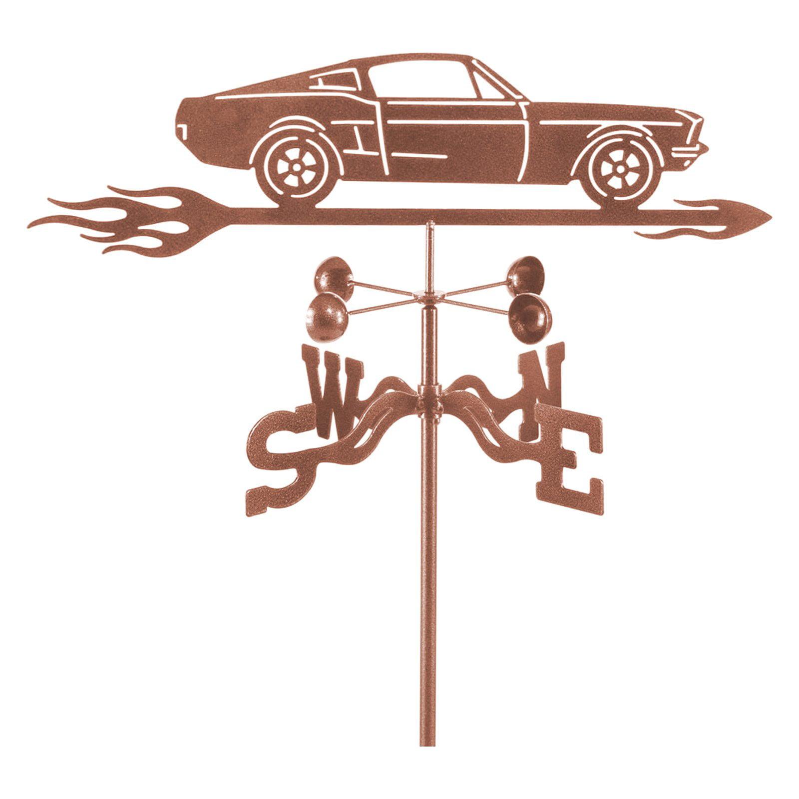 EZ Vane Mustang Weathervane by EZ Vane