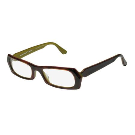 New Harry Lary's Sweaty Womens/Ladies Designer Full-Rim Tortoise Imported From France Hot Frame Demo Lenses 51-20-0 Eyeglasses/Glasses