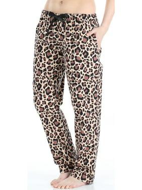 PajamaMania Women's Flannel Pajama PJ Pants