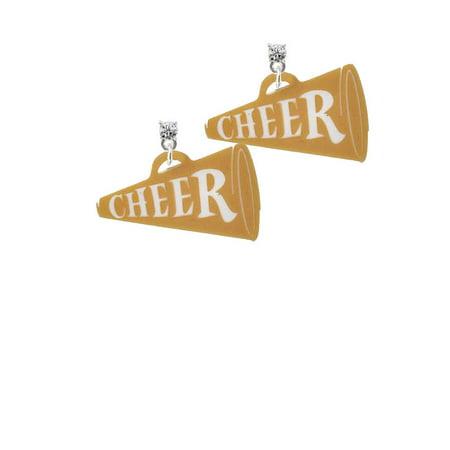Personalized Cheer Megaphones (Acrylic 1.25