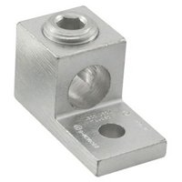 Ilsco - TA-2/0 - Mechanical Lug - 1 Conductor Double Barrel - 2/0-14 AWG - Aluminum/Copper Lug