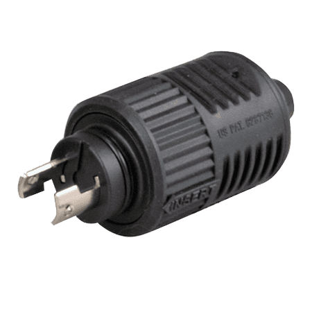 Scotty Depthpower Electric Plug only, Marinco