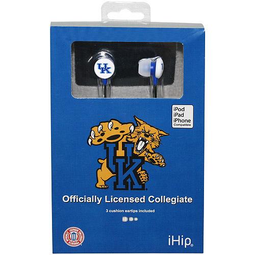 NCAA Kentucky Wildcats iHip Earbuds