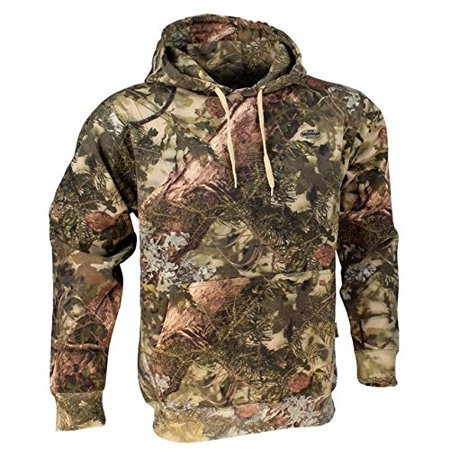 King's Camo Classic Cotton Pullover Hoodie Mountain