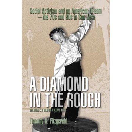 A Diamond in the Rough : Social Activism and an American Dream -- the 70s and 80s in San Jose - eBook - Party America San Jose