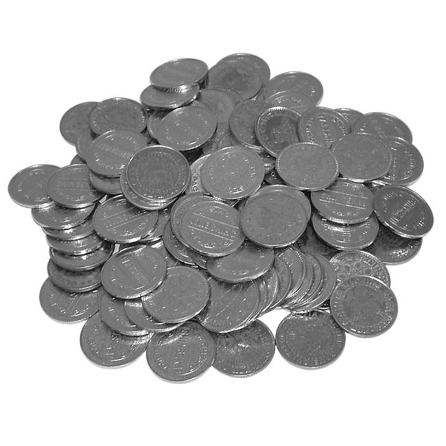 Trademark Commerce 14-token-100 100 Pack of Tokens for Slot Machines