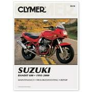 Clymer M338 Manual for Suzuki GSF600 Bandit 95-00