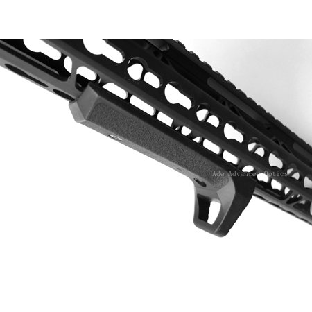 - Super Slim Keymod Hand Stop/ Barricade Rest HandStop rail cover for KeyMod system