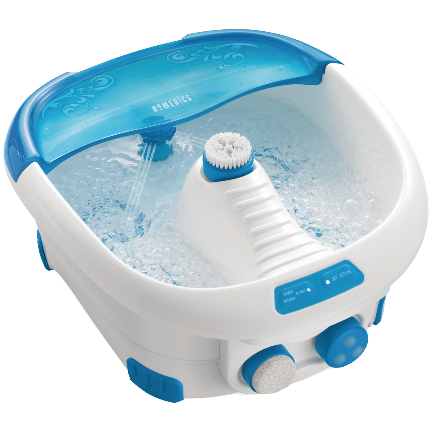 Homedics Fb-300-thp Pedicure Spa Footbath With Heat
