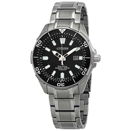 Citizen Men's BN0200-56E Promaster Watch Silver 44mm Titanium