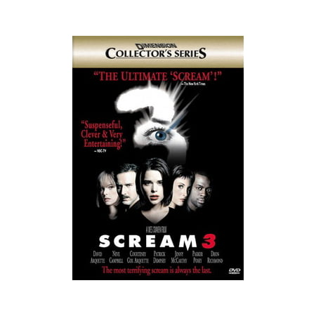 Scream 3 (DVD) (Scream Villain)