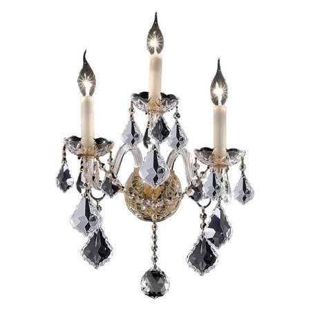 Eurofase Lighting Crystal Sconce - Elegant Lighting Alexandria 13